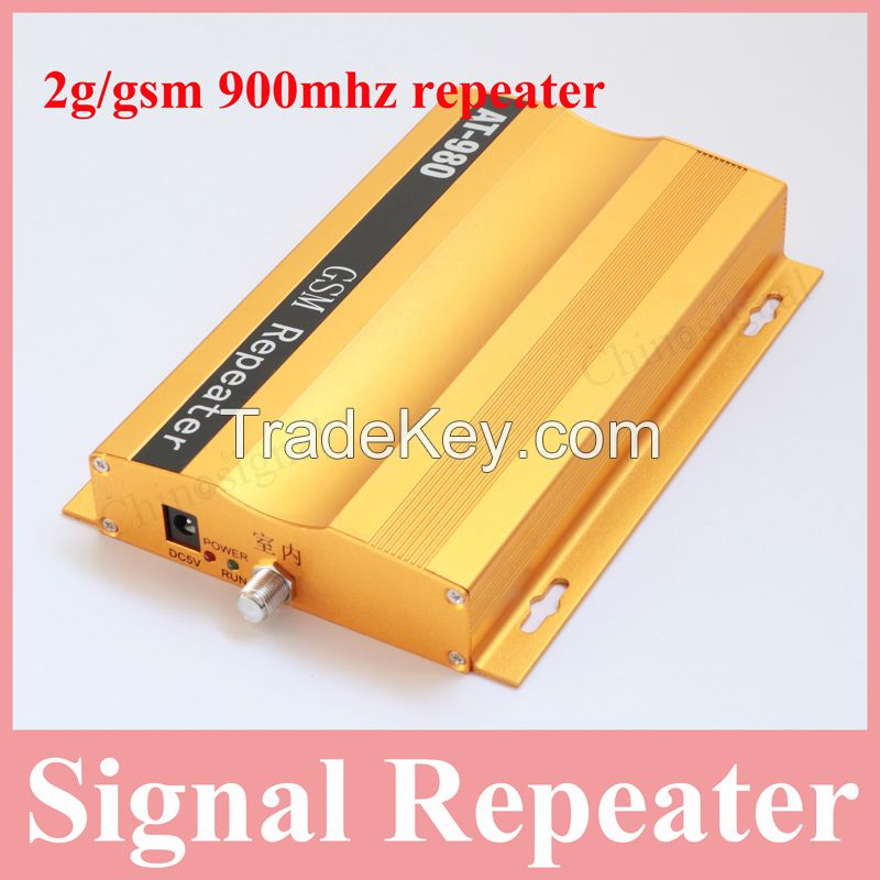 2017 high quality new 2g cellphone gsm repeater 900mhz mobile phone gsm900 signal repeater cellphone signals booster amplifier