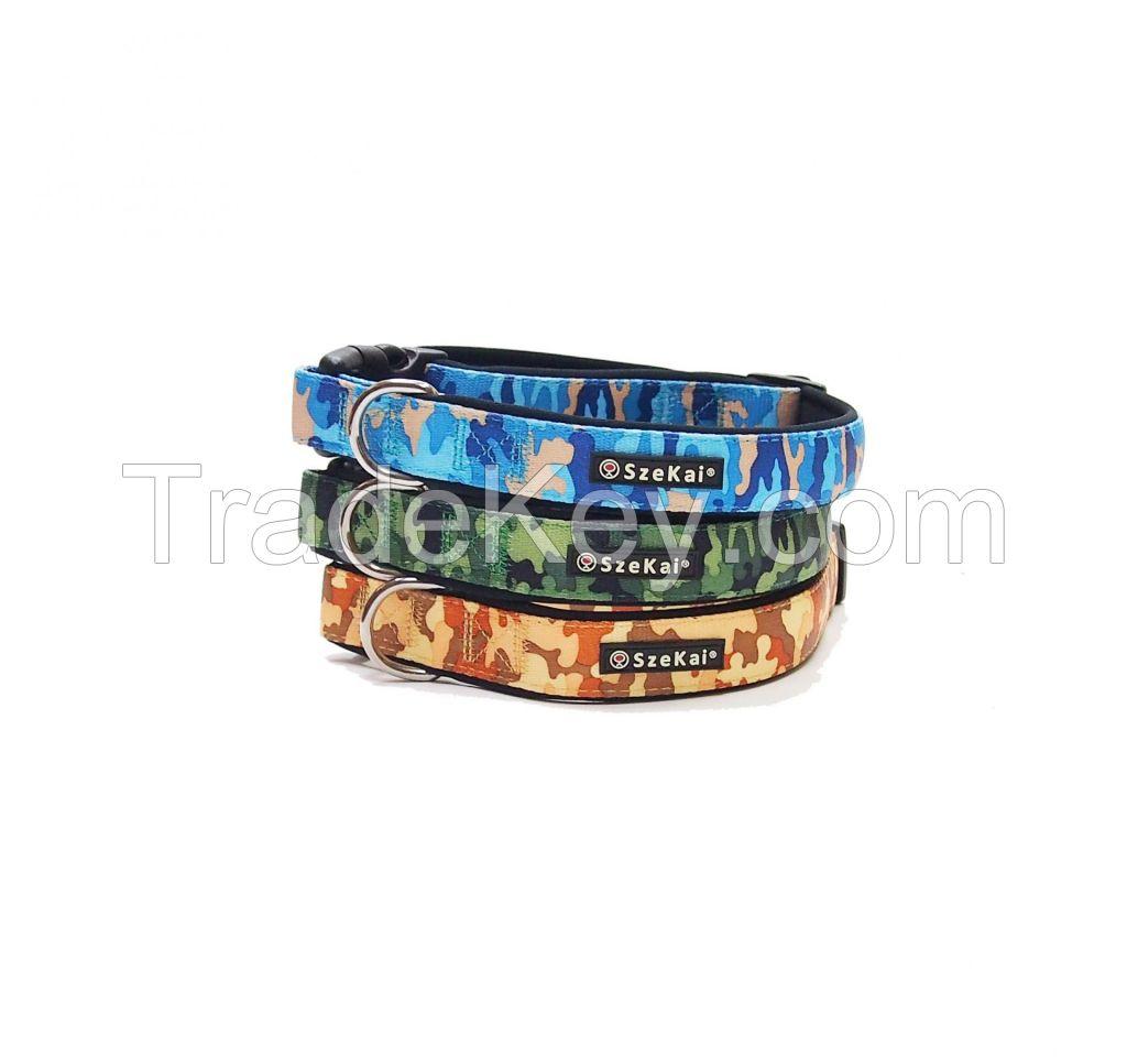 Soft Dog Collar, Dog Neck Brace, Leather Collar