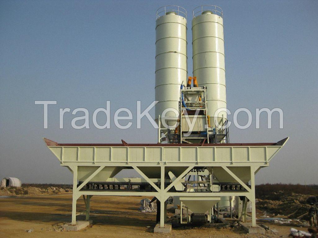 HZS25 Concrete Batching Plant
