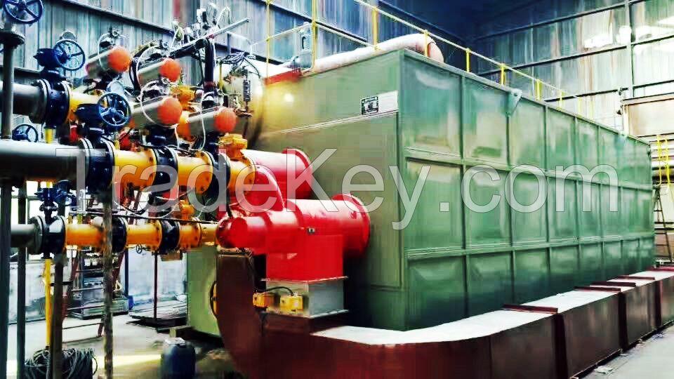 High efficiency DZL-Series horizontal water -tube hot water boiler