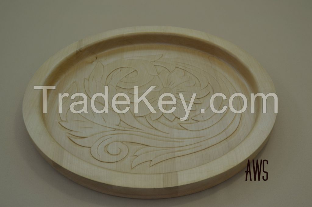 wood tray exclusive presents, unique hand made environmental friendly crafts