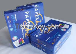 Double A4 copy paper 70gsm 75gsm 80gsm