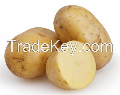 Fresh Potatoes, Sweet Pototoes, Cassava