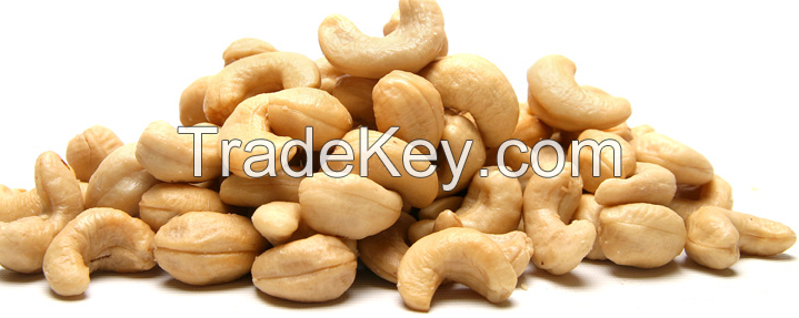 Almonds , Cashew, Macadamia , walnuts, hazlenuts  and more for exports.