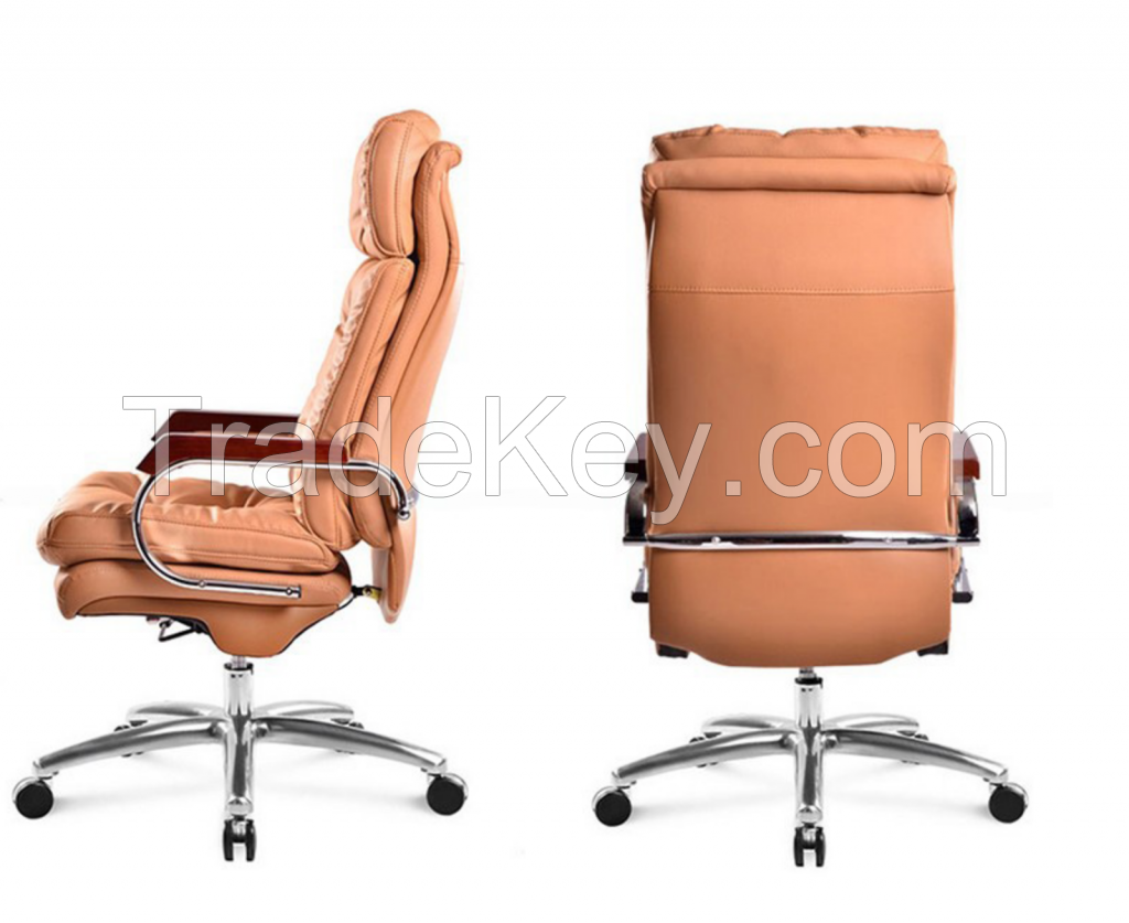 Executive Leather Office Chair with Office Furniture