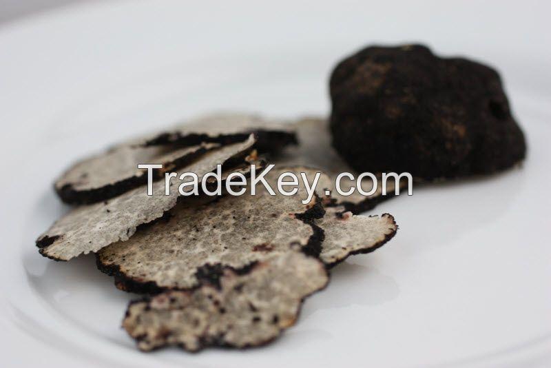 Tuna Project: Truffle Oil (Black - White)
