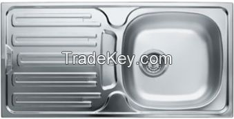 Mono block Kitchen Sink