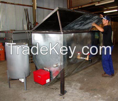Wax Melting Tank