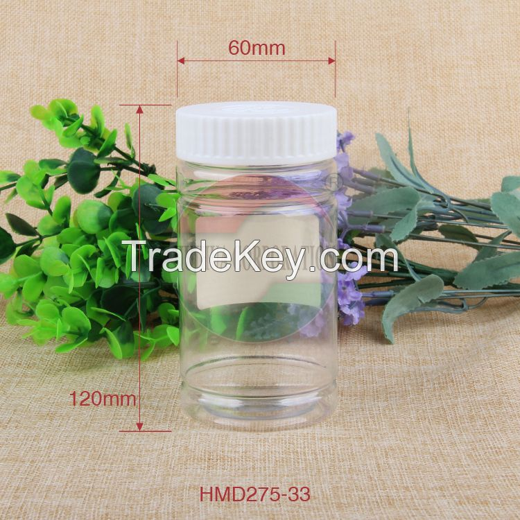 Food Grade Plastic Jars Canned Food Container