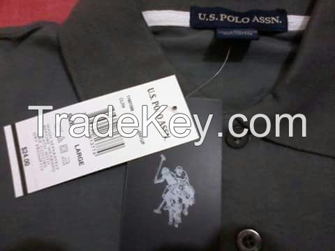 Branded Garments Stock and manufacturing