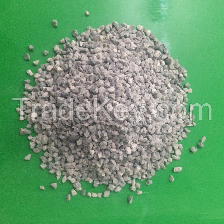 Grey Dolomite chip and lump size for foat glass, general paint and fertilizer application