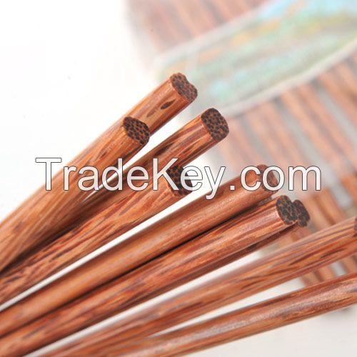 Coconut wood chopsticks
