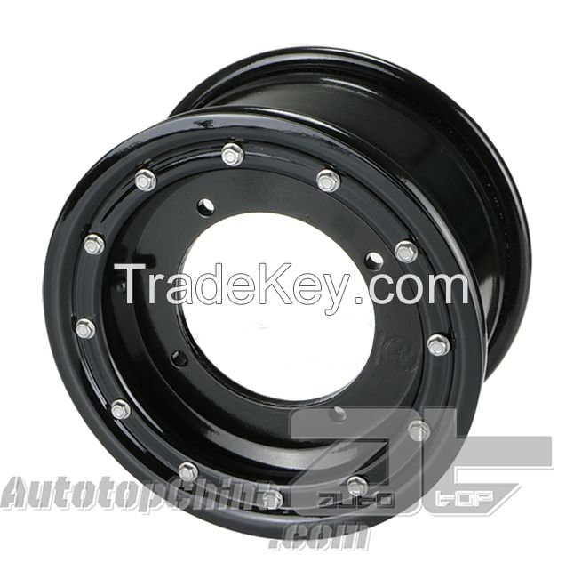 Heavy Duty Aluminum Beadlock ATV Wheel