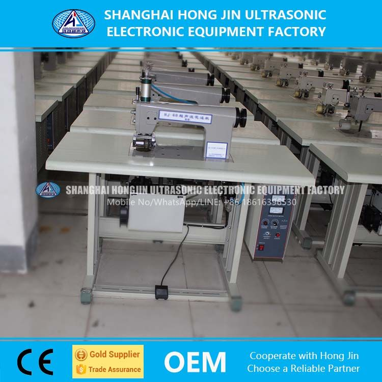 Industrial Ultrasonic Sewing Machine for Charcoal Bag