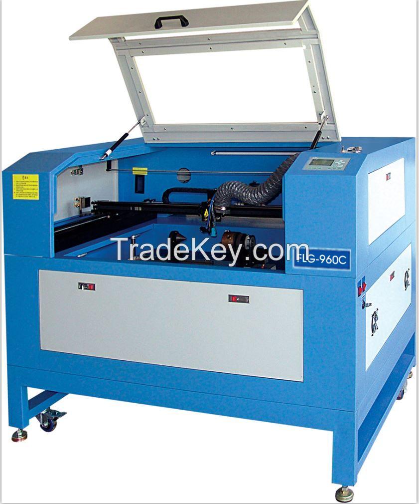 Crafts Handicraft Gift Laser Cutting Machine Laser Engraving with lifting platform