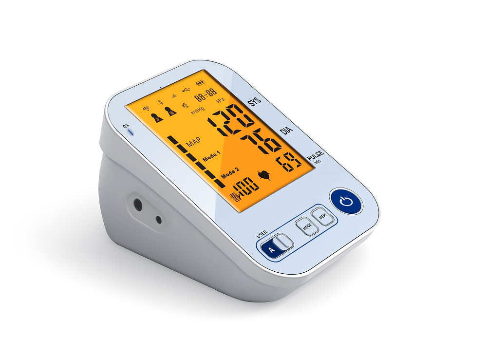 BP-9800 Blood Pressure Monitor Device