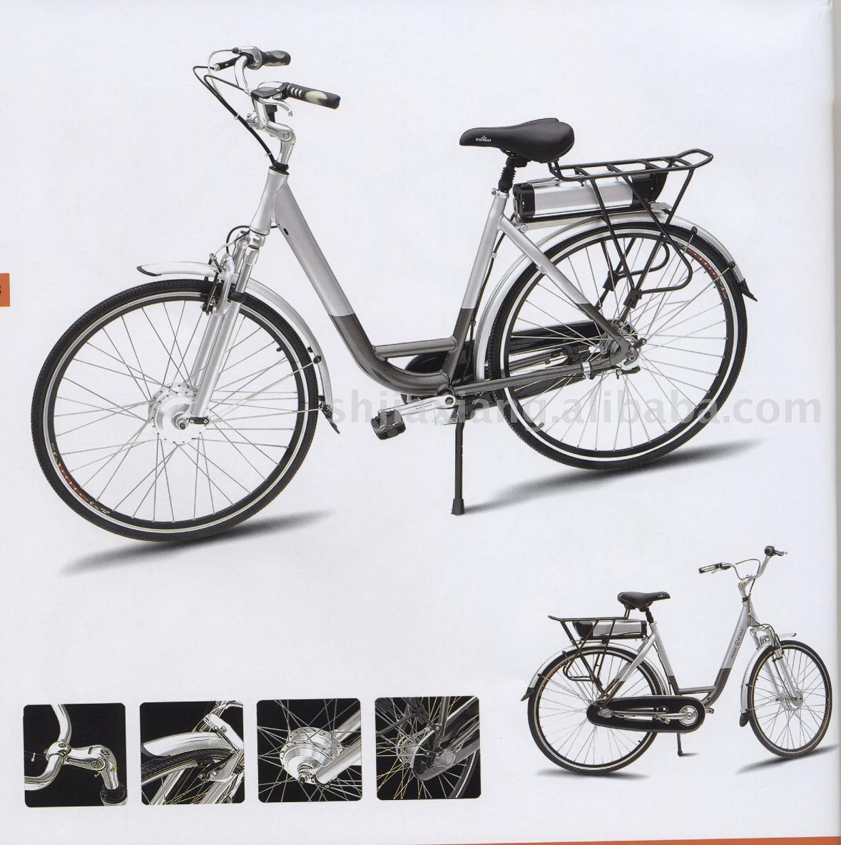 JX08N e-bike