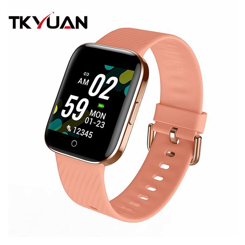 X2 Smart Watch Heart Rate Fitness Tracker IP68 Waterproof Sports Smart Bracelet Men Women Swimming Smartwatch For Android ios