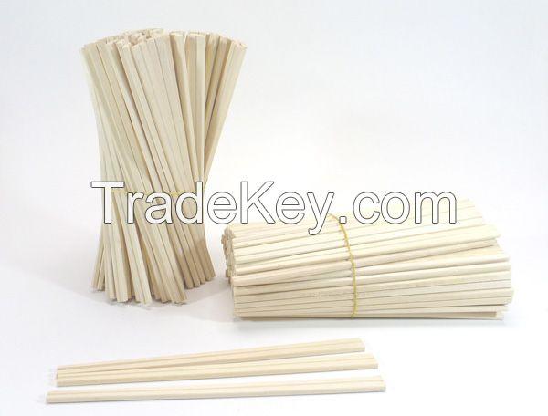 Wooden chopsticks 4.8 x 203 mm