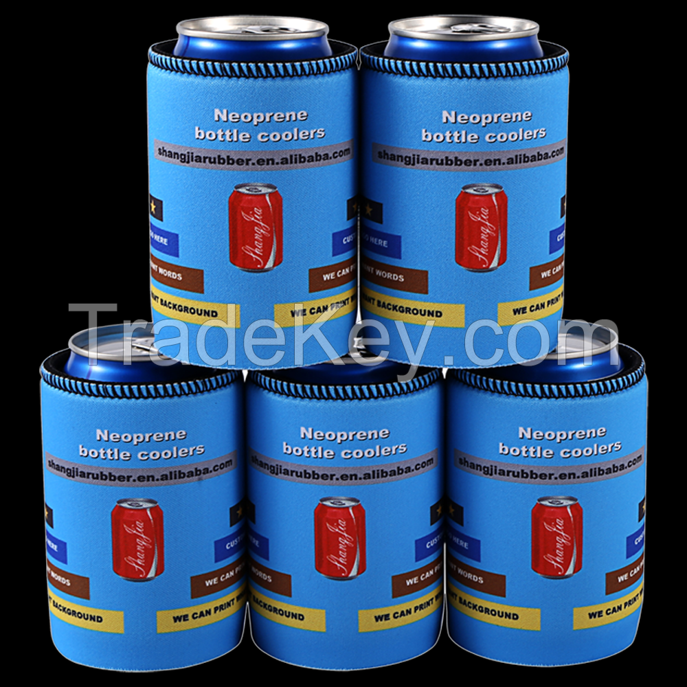 Promotion Neoprene Stubby Can Cooler Holder In China