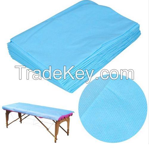 PP Non Woven Disposable Flat Bed Sheet