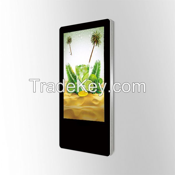 HD LCD advertising display /LCD AD Player