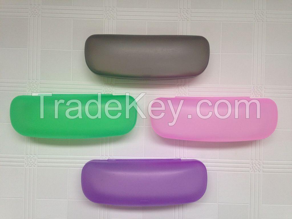 Plastic eyeglasses case for kid