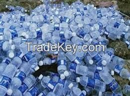 Recycled pet flakes / pet bottles plastic scrap