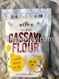 GLUTEN FREE PREMIUM CASSAVA FLOUR (CLEAN FLOUR FOR FOOD)