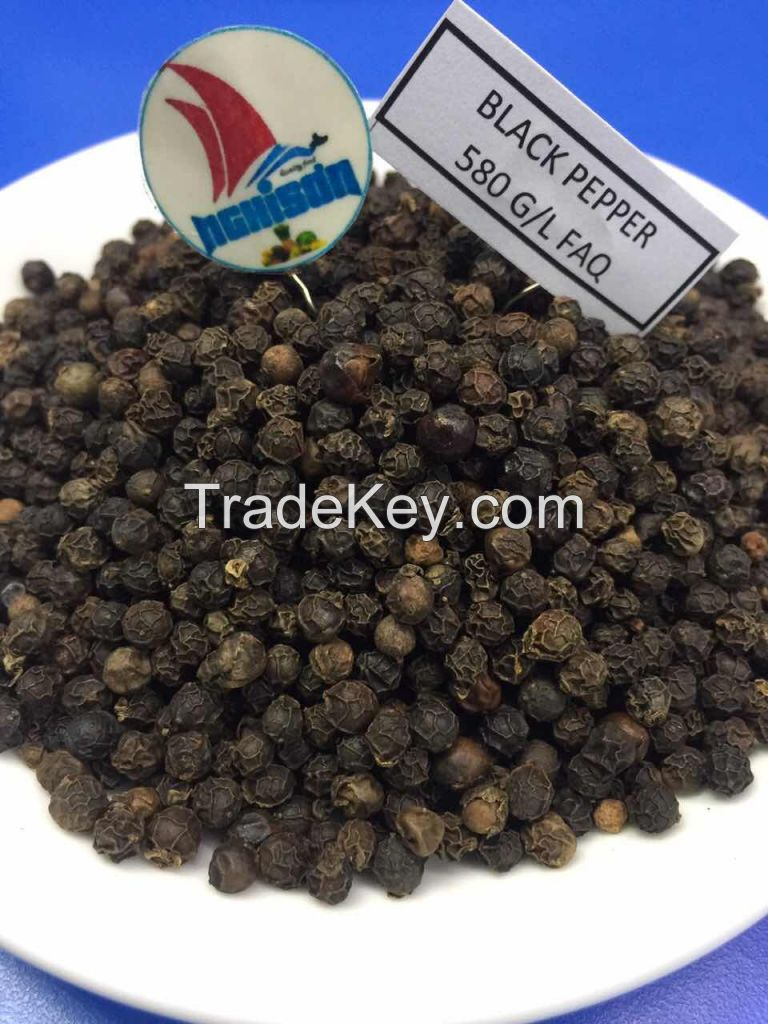 Black Pepper Supplier from Viet Nam