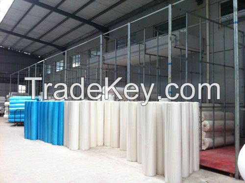 hot water soluble non woven fabric