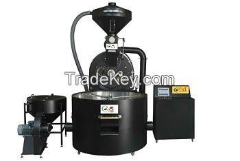 Industrial Coffee Roaster 70 kg per cycle