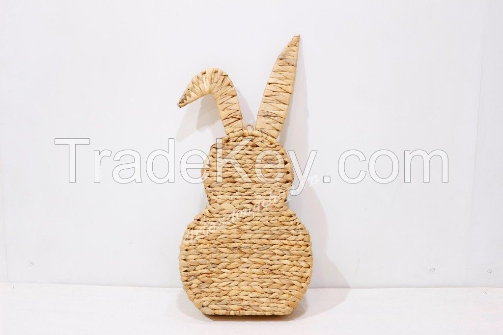 Hot item water hyacinth  tray for wall decor - SD1223A-1NA