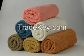 Cotton Towels, Bed Linen-Bed sheets, cushion covers, Leather products, Raw Leather, Wooden Handicrafts