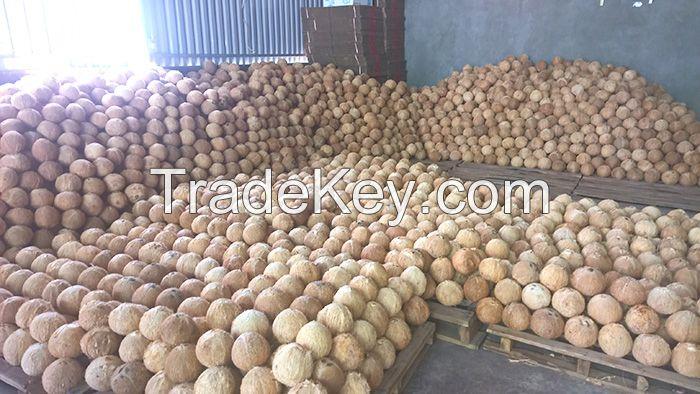 Dried Coconut