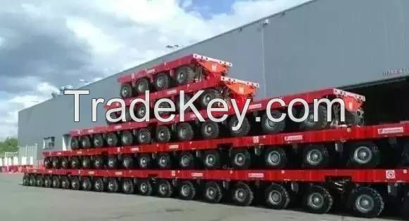 SPMT-Self propelled modular transporter