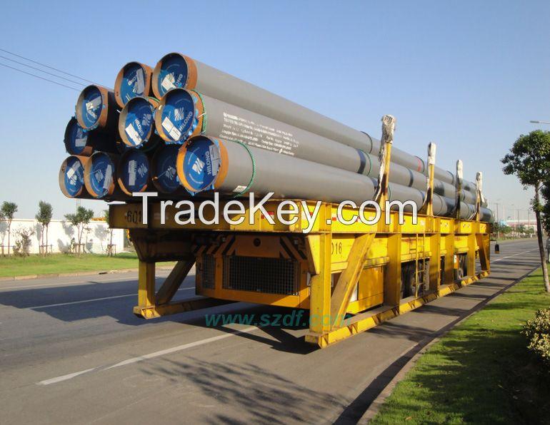 Metallurgical Frame Transporter