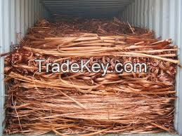 Copper wire scrap,
