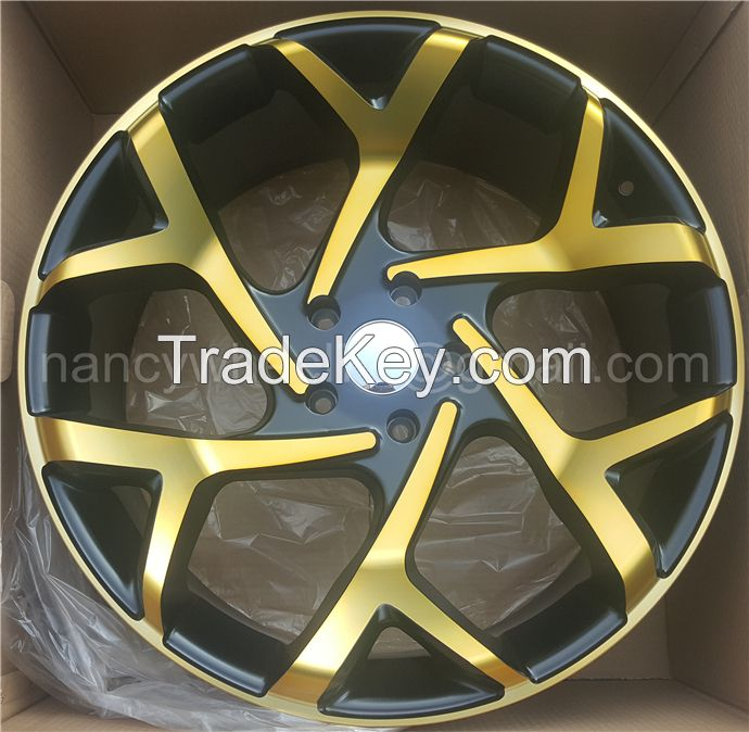 Alloy wheel/car wheels for Jeep,AMG,Land rover