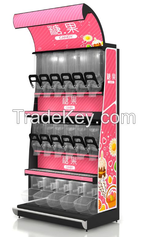 retail display racks stand shelf
