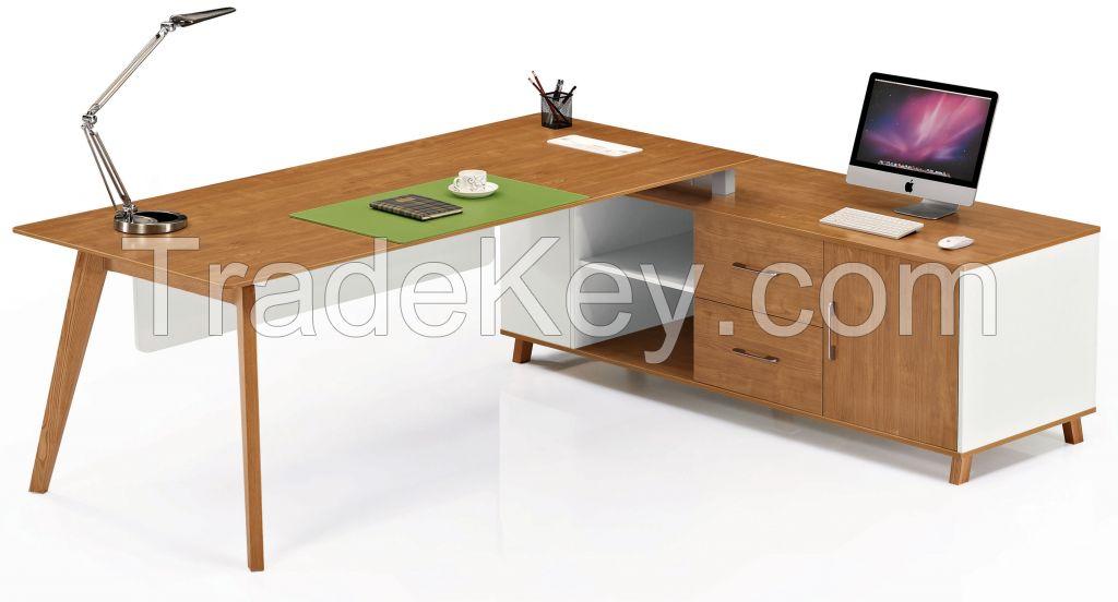 modern size office desk