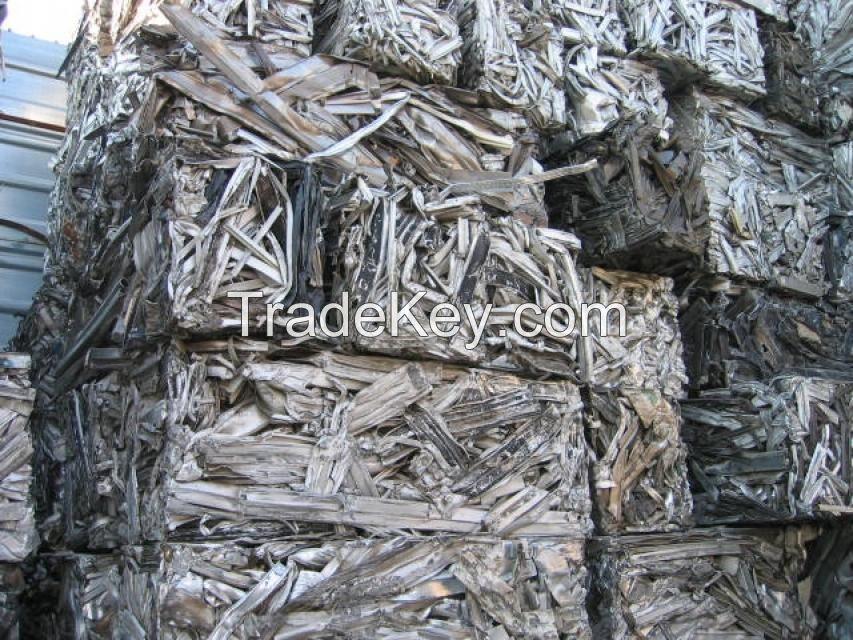All types of scraps