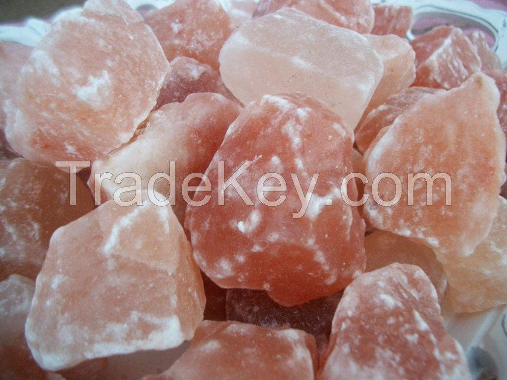 100% Food Grade Crystal Himalayan Cattle Salt Licks