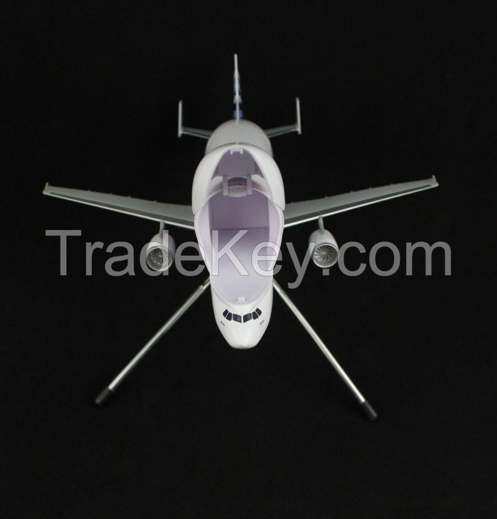 AIRBUS A330-600ST Beluga transport plane 1-200 aircraft models crafts