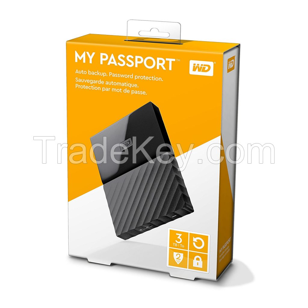 Portable External Hard Drive - USB 3.0