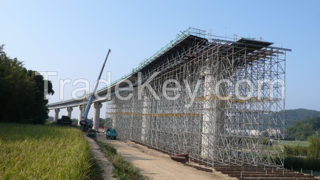 Sucoot Hot Dipped Galvanized Quick Erect Scaffold For Safety Work Platform And Easy Access Made In Taiwan