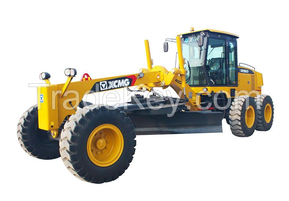 XCMG GR1803 Motor Grader with ShangChai Engine