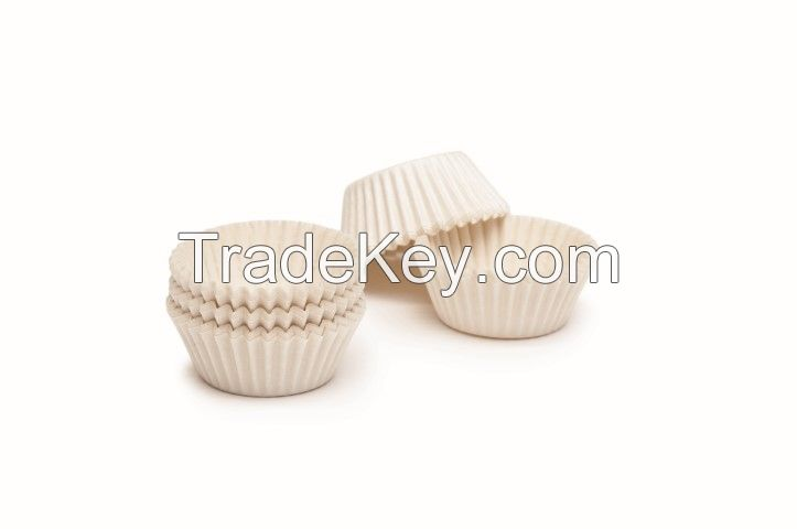 paper cases and paper baking molds