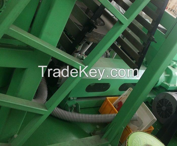 HDPE / LDPE EXTRUDER MACHINE
