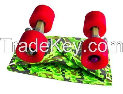 Folding pennyboard - Camo